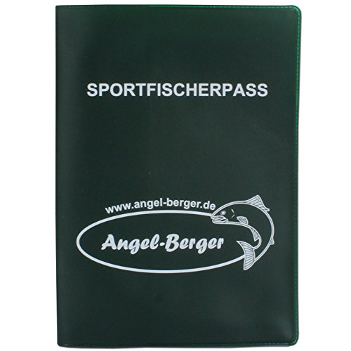 Angel-Berger Fischereischein Ausweismappe