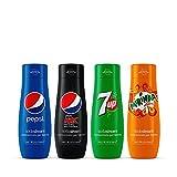 Sodastream Mix Concentrati X Pepsi Regular Bundle, 1760 Millilitro