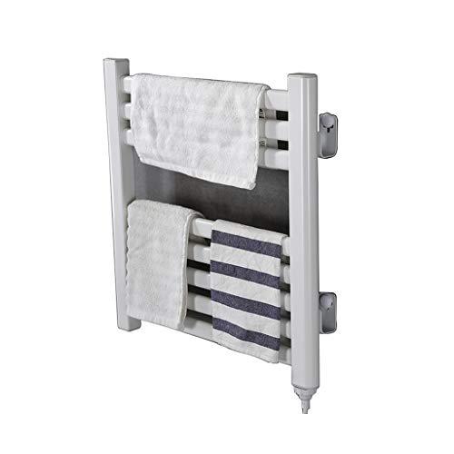 ZYYY-Towel Rack, 85 W/132 W/168 W/211 W/271 W/45 x 45 cm/55 x 45 cm/76 x 50 cm, koolstofvezel, constante temperatuur, droogt het handdoekrek intelligent