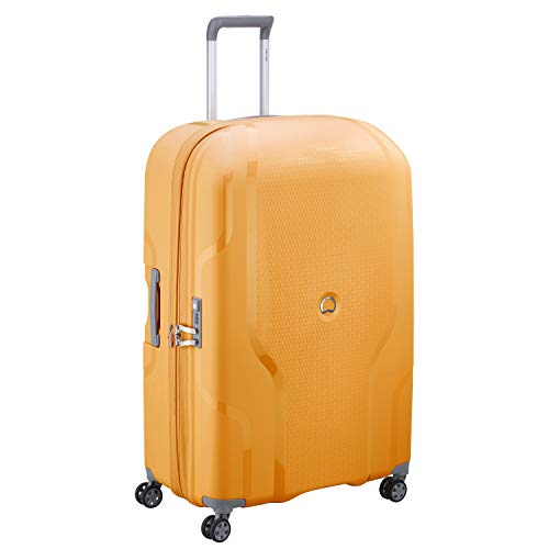Delsey Delsey Suitcase, 86 cm, 172 liters, Yellow (Amarillo)