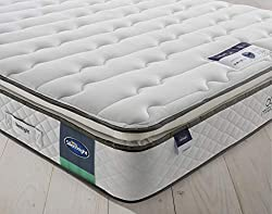 ECO COMFORT FIBRES : Sustainable and breathable for a refreshing sleep night's sleep that doesn't cost the earth SOFT PILLOWTOP : plush comfort layer for extra cushioning LONG LASTING SUPPORT : The Miracoil spring system provides zoned support for pe...