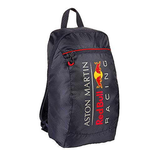 Red Bull Racing Redline Rucksack, Blau Unisex One Size Backpack, Red Bull Racing Aston Martin Formula 1 Team Original Bekleidung & Merchandise