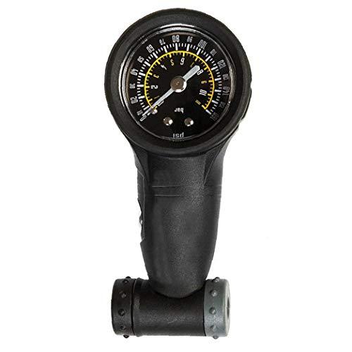 ZYCX123 Ciclo del neumático calibrador de presión de neumático de la Bici...