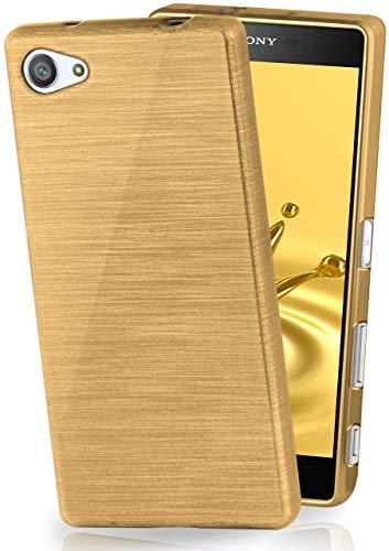 moex Coque de protection arrière en silicone TPU ultra fine pour Sony Xperia Z5 Compact / Z5 Mini