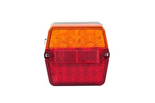 HELLA 2VA 357 023-021 achterlicht, LED