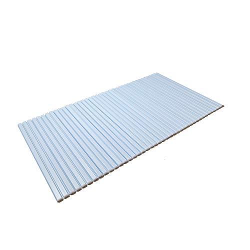 東プレ シャッター式風呂ふた ブルー 75×139cm L14