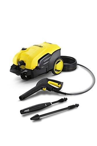 Kärcher K 5 Compact 1.630-720.0 Hogedrukreiniger basic zwart, geel