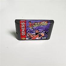 Lksya Art of Fighting - Carte de jeu MD 16 bits pour cartouche de console de jeu vidéo Sega Megadrive Genesis (coquille am...