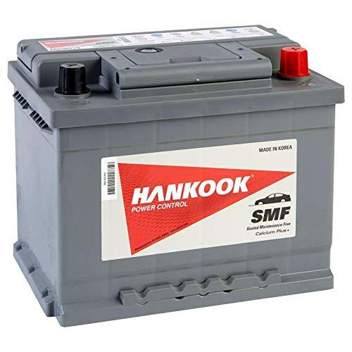 Hankook MF56219 62Ah Batterie de Démarrage Pour Voiture 12V 540A 242x174x190mm