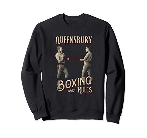 Queensbury Boxing Rules: Retro Vintage...