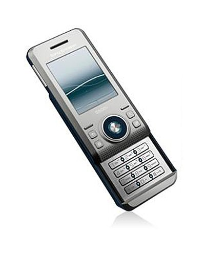 Sony Ericsson S500i Silver Handy