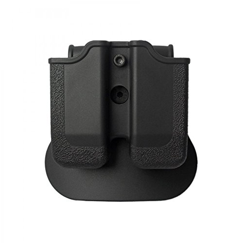 IMI Defense Taktische Doppelmagazintasche CZ Walther P88 P99 PPQ M1 M2 Colt Pistole Pistole