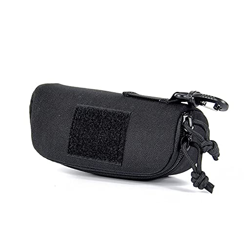 Tactical MOLLE Glasses Shockproof Portable Outdoor Sunglasses Case