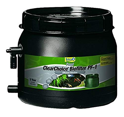 TetraPond Clear Choice Biofilter PF-1 For Efficient Filtration
