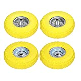 """Best Car Wheel Dollies - MultiWare 10"""" Solid Rubber Tyre Wheel Sack Truck Review"""