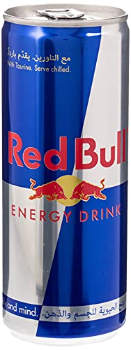 Energético Red Bull Energy Drink, 250 Ml (4 Latas)