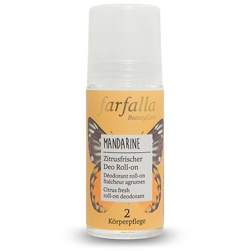 Farfalla Mandarine Deo Roll-on