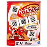 4KIDS Toy / Game Super-Smart Electronic Yahtzee Flash with Durable Dice, Game Case, Rules and Quick-Play Card