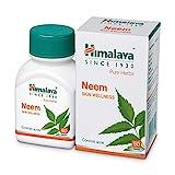 Himalaya Wellness Pure Herbs Neem Skin Wellness | Controls acne | Tablets - 60 Count
