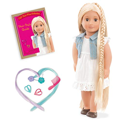 Our Generation Phoebe-Hair Grow Doll 18