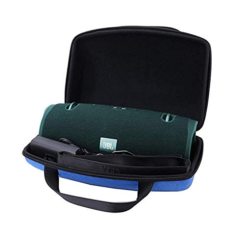 Hart Taschen Hülle für JBL Xtreme /Xtreme2 Tragbarer Bluetooth Lautsprecher von Aenllosi(Blau)