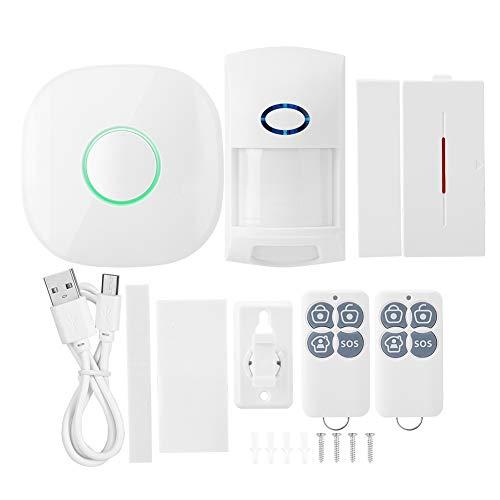 Cocoarm draadloos huisalarm alarminstallatie GSM-dubbele infrarood spiegel intelligent huisalarmsysteem veiligheid inbraaksensoren