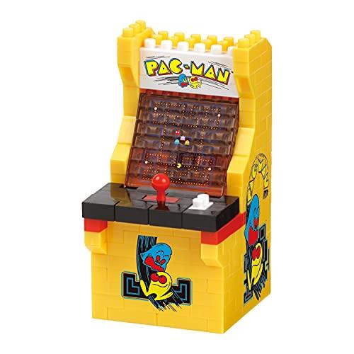 nanoblock - PAC-Man Arcade Machine [PAC-Man], nanoblock Character Collection Series Building Kit
