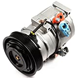 ECCPP AC Compressor with Clutch fit for 1999-2008 Lexus ES300 RX300 for TOYOTA Avalon Camry CO 28004C AC Pump