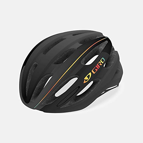 Giro Foray MIPS Adult Road Cycling Helmet - Small (51-55 cm), Matte Grey Firechrome (2019)