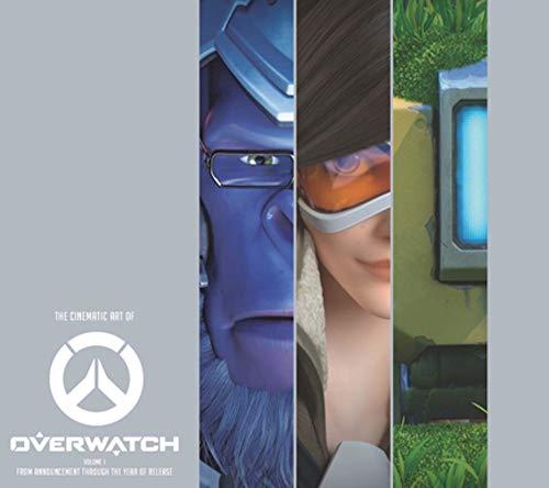The Cinematic Art of Overwatch: Volume 1