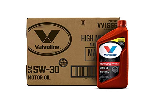 Valvoline High Mileage with...
