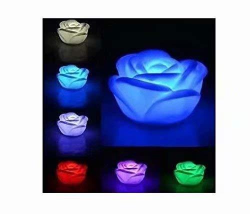 1 lámpara LED de luz de noche para niños que cambia de color, regalo de cumpleaños para niños, guardería, dormitorio, Navidad