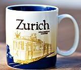 Starbucks Schweiz Zürich Schwitzerland Zurich Kaffeetasse Mug Icon Series