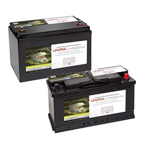 Büttner Elektronik MT-Lithium-Batterie