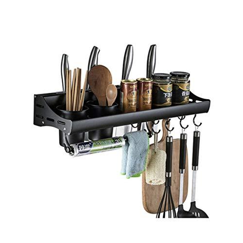 LLKK Wall-mounted Multi-layer Knife Holder/Cutting Board Rack Drain Rack,MKitchen Supplies Storage Rack