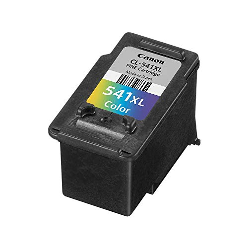 Canon CL-541XL Cartucho tinta original Tricolor XL para Impresora Inyeccion tinta Pixma MG2150-2155-2250-2255-3150/55-3250/55-3550-3650-3650S-4150-4250-MX375-395-435-455-475-515-525-535S-TS5150-5151