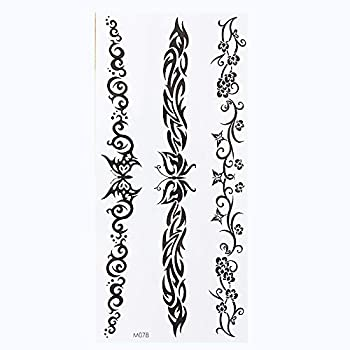 Sunflower Temporary Body Tattoo Daisy Flower Tattoos can be used for Shoulder,thigh wrist Tattoo