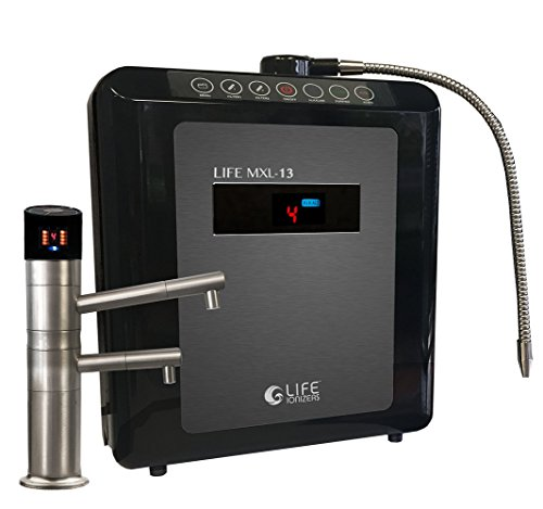 Life Ionizer MXL-13 Under Counter Alkaline Water Ionizer