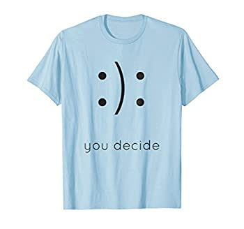 Happiness Is a Choice T-shirt | Inspirational Quote Tee