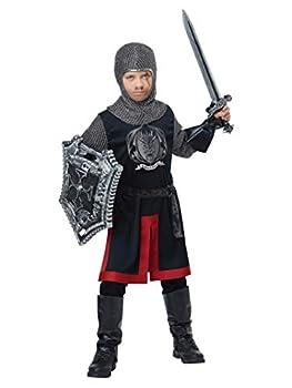 childrens knight costume