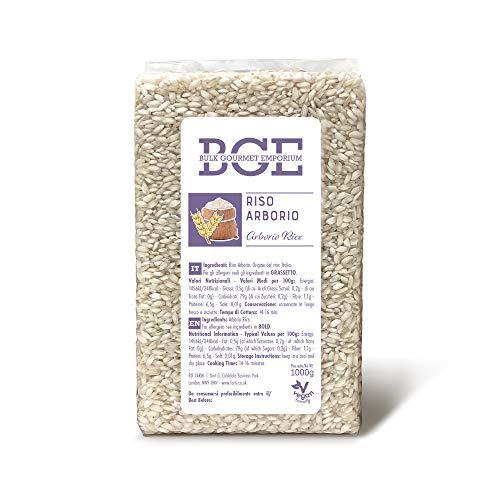Bulk Gourmet Emporium Arborio-Reis, 3 x 1000g (Gesamteinwaage 3kg)