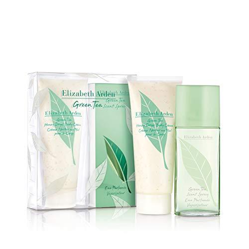 Green Tea Paquete de Regalo (Parfum 100ml y Crema Corporal 200ml)