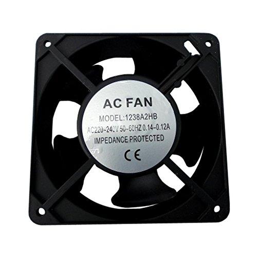 Airtech, ventola di raffreddamento assiale, per forno, frigo, freezer, 120X120X38