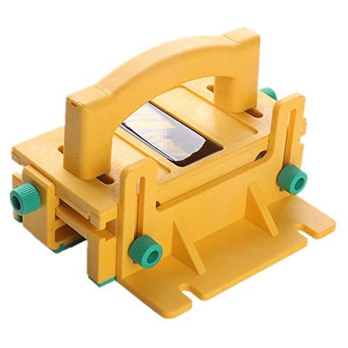 Fupeiwen Werkzeug 3D Sicherheit Pushblock für Tischkreissäge, Router Tisch Holzbearbeitung, Jointer, Bandsäge