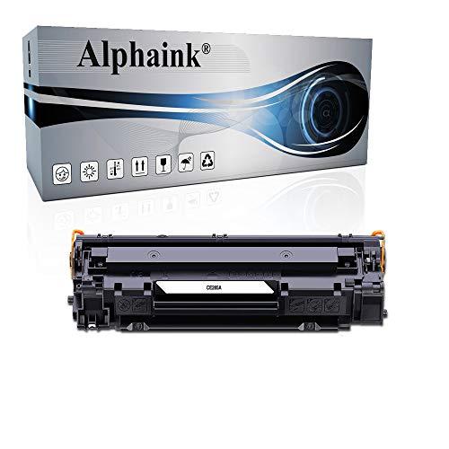Alphaink 1 Toner Compatibili con HP CE285A 85A per stampanti HP LaserJet Pro P1102 P1102W M1212NF M1132 MFP M1217NFW M1132 M1212 M1130 P1100 M1136 M1210 M1210MFP M1134MFP M1134