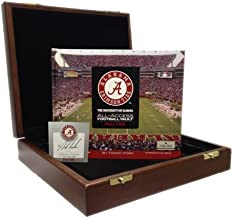 Alabama Football Vault - Autographed Edition