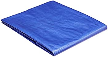 20-Pack AmazonCommercial 5'x7' Multi Purpose Poly Tarp Covers
