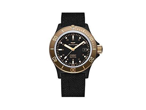 Glycine combat GL0093 Herren Automatik Uhren