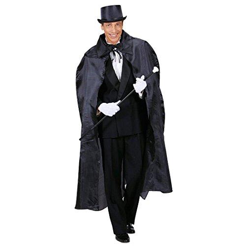 NET TOYS Cape Comte Dracula Cape Batman Noire Manteau Cape Zorro Manteau héros déguisement Vampire Cape de Vampire Halloween vêtement