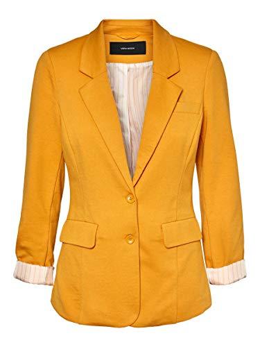 VERO MODA Female Blazer Jersey 40Sunflower